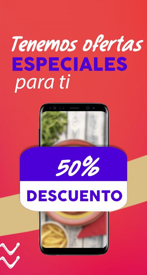 50 % desc